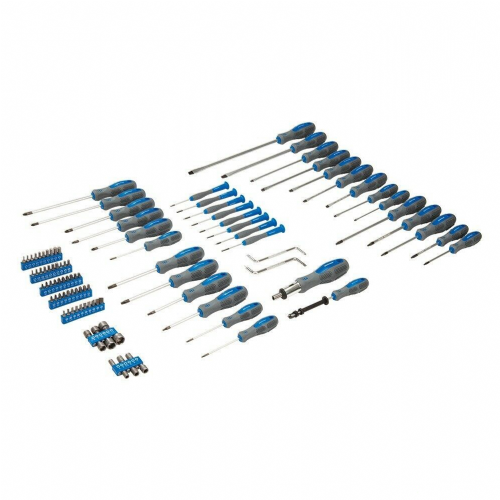 Silverline 283983 Screwdriver Set 100 Piece